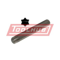 Imbus Torx lung T60 x 75 mm
