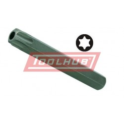Imbus Torx securizat lung T25 x 75 mm