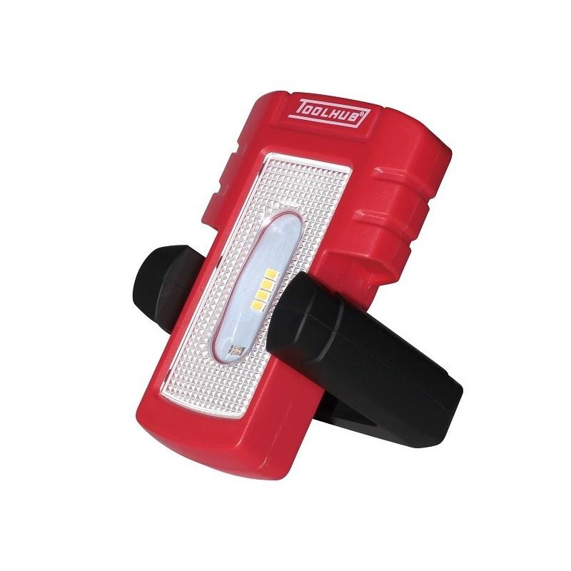 Lampa portabila cu Led 4+1