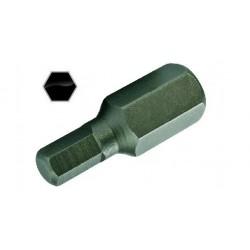 Imbus hexagonal scurt H8 x 30 mm