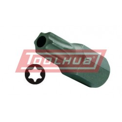 Imbus Torx securizat scurt T25 x 30 mm